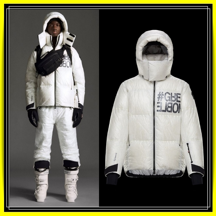 ★【3 MONCLER GRENOBLE】メンズ★ DARRY ★ダウンジャケット♪ (MONCLER/ダウンジャケット) 09I1B5004054AS5032