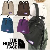 大人気! TNF Purple Label Book Rac Pack M バックパック