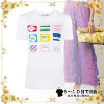 Etre Cecile(エトレ セシル) Tシャツ・カットソー ★SALE★プリント Tシャツ