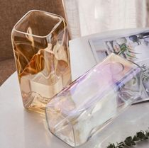 【prophet】Reagent Bottle Glass Object Aurora Square Vase