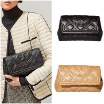 SALE♪Tory Burch Fleming Soft Clutch クラッチバッグ