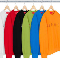【送料関税込】Supreme Fuck You Crewneck