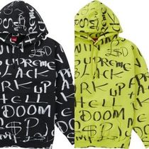【送料関税込】Supreme Black Ark Hooded Sweatshirt