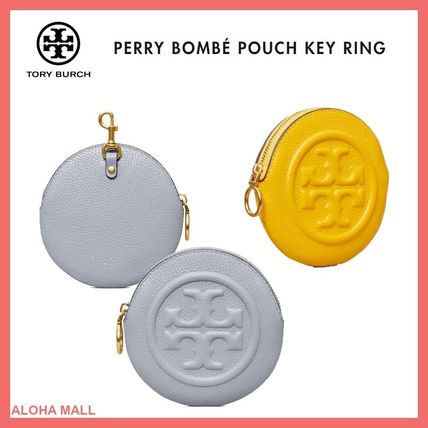 【Tory Burch】PERRY BOMBE POUCH KEY RING♪ギフトにも♪