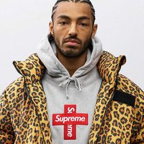【送料関税込】Supreme Cross Box Logo Hooded Sweatshirt
