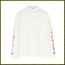 関送込/国内発【VETEMENTS】Degrade Gothic logo Tシャツ