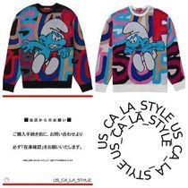 【送料関税込】Supreme Smurfs Sweater