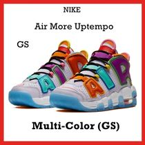 Nike Air More Uptempo Multi-Color (GS) 2020 AW 20