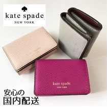 kate spade☆三つ折り コンパクトウォレット☆送料込み
