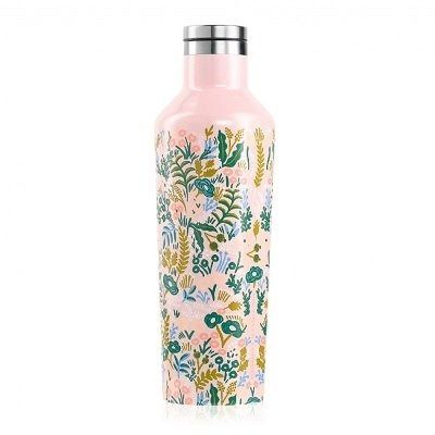 Rifle Paper.Co タンブラー ≪ RIFLE PAPER CO.×CORKCICLE.  ≫  CANTEEN TAPESTRY 16oz(2)