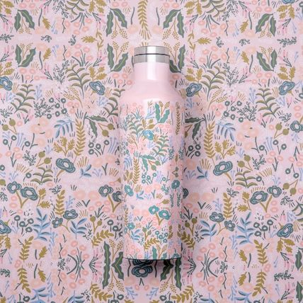 Rifle Paper.Co タンブラー ≪ RIFLE PAPER CO.×CORKCICLE.  ≫  CANTEEN TAPESTRY 16oz(3)