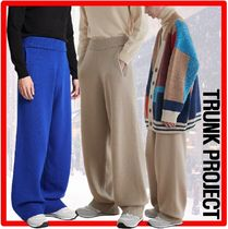 TRUNK PROJECT(トランク プロジェクト) パンツ ☆人気☆TRUNK PROJECT☆ Cashmere Lounge Pant.s☆パンツ
