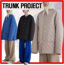 TRUNK PROJECT(トランク プロジェクト) ジャケット ☆人気☆TRUNK PROJECT☆Quilted Jacke.t☆ジャケット☆