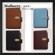 【Mulberry】追跡送料込*ポストマンズロック*手帳*ポケット