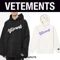 国内発 21SS VETEMENTS SWEET LOGO HOODY 送料関税込み