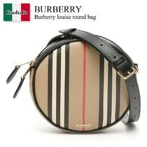 Burberry louise round bag