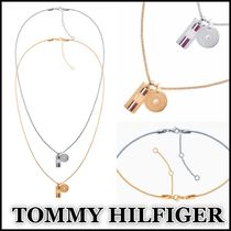 【TOMMY HILFIGER】ダブルタグ ネックレス★送料込★