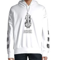 【DIESEL】セール!S-ALBY-AI Graphic Hoodie/パーカ