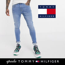 SALE【Tommy Jeans】スーパースキニージーンズ ライト/ 送料無料