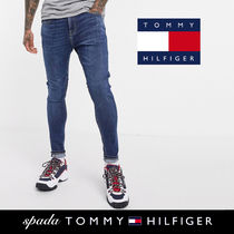 SALE【Tommy Jeans】スーパースキニージーンズ ミッド/ 送料無料