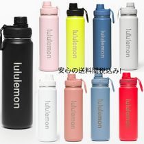 lululemon(ルルレモン) タンブラー 【lululemon】Back To Life Sport Bottle 710ml