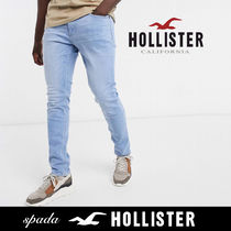 SALE【Hollister】スキニージーンズ ライト / 送料無料