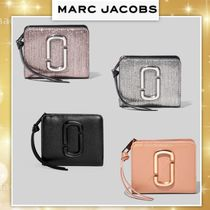 ☆大人気☆MARC JACOBS THE SNAPSHOT MINI COMPACT WALLET