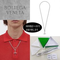 【BOTTEGA VENETA】新作☆ STERLING SILVER CHAIN NECKLACE*