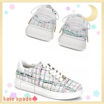 関税込み*kate spade ★ Lift Lace Up Sneakers レディース