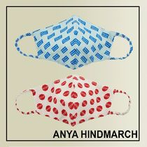 Anya Hindmarch☆Keep Your Distance/Stop フェイスマスク