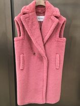 【MaxMara】GETTATA Teddy アルパカシルクGilet / IT買付