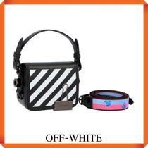 Off-White DIAGO FLAP BABY CROSSBODY BAG