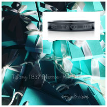 【Tiffany & Co】Tiffany1837 Narrow Ring in Titanium
