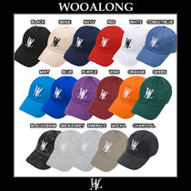 [WOOALONG] SIGNATURE BALLCAP 17COLOR 送料無料 関税込み