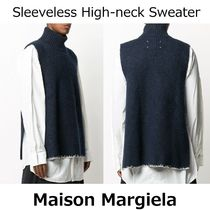 ▽国内発送・関税込▽Maison Margiela▽Sleeveless Sweater