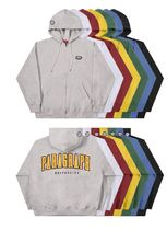 ★paragraph★H26 PRG UNIVERSAL ZIP-UP HOODIE★7COLORS★