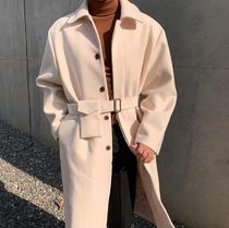 POCKET BELT COAT