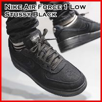 Nike X Stussy Air Force 1 Low AF1 Fossil Black AW20 2020