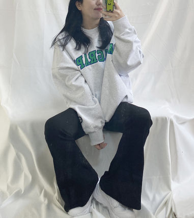 Paragraph スウェット・トレーナー paragraph PRG Colorful Embroidery MTM NE2742 追跡付(7)