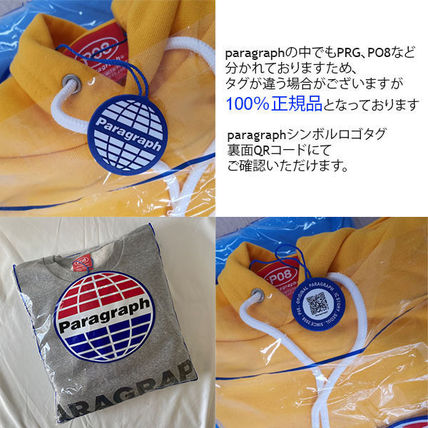 Paragraph スウェット・トレーナー paragraph PRG Colorful Embroidery MTM NE2742 追跡付(15)