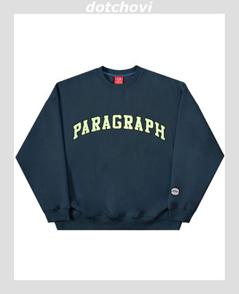 Paragraph スウェット・トレーナー paragraph PRG Colorful Embroidery MTM NE2742 追跡付(12)