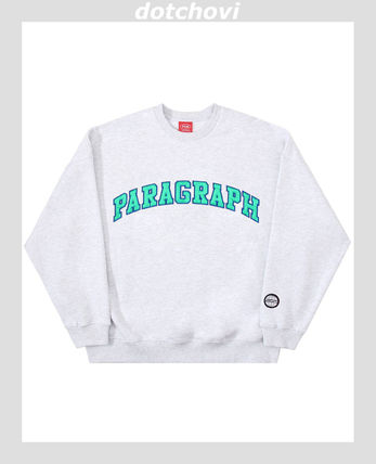 Paragraph スウェット・トレーナー paragraph PRG Colorful Embroidery MTM NE2742 追跡付(13)