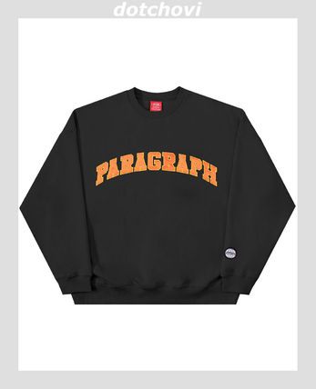 Paragraph スウェット・トレーナー paragraph PRG Colorful Embroidery MTM NE2742 追跡付(14)