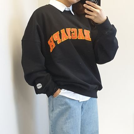 Paragraph スウェット・トレーナー paragraph PRG Colorful Embroidery MTM NE2742 追跡付(5)