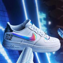 "NIKE AIR FORCE 1 ""GOOD GAME"" エアフォース"