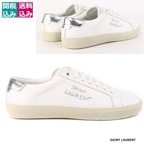 限定1/関税込 SAINT LAURENT Court Classic Sneakers9957541