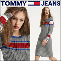 Tommy Hilfiger★Slim Fit Iconic Sweater Dress★送料込