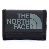 [ THE NORTH FACE ] BASE CAMP WALLET (BLACK)
