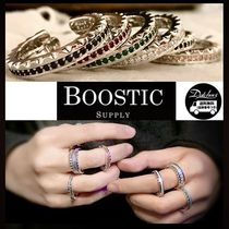 BOOSTIC SUPPLY 18K WHITE GOLD PLATING BST1161 YJ871 追跡付