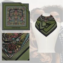 21 Cruise【Dior】Dior in Heart Lights SQUARE SCARF スカーフ